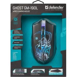 Мышь Defender Ghost GM-190L