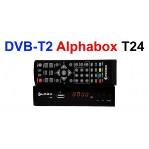 ТВ ресивер Alphabox T24 в Луганске и ЛНР