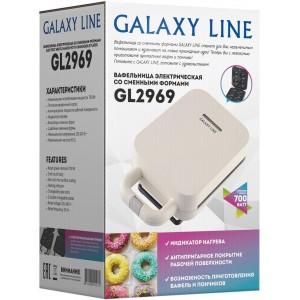 Вафельница электрическая Galaxy GL 2969 в ЛНР и Луганске