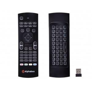 Клавиатура-пульт Alphabox MX3-ML