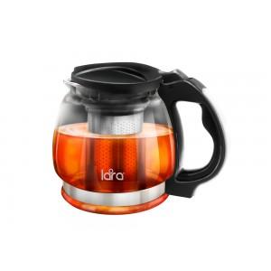 Заварочный чайник Lara LR06-15, 850 мл в Луганск и ЛНР