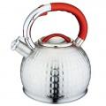 Чайник со свистком 3,0л Webber ВЕ-0540