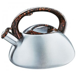 Чайник со свистком Webber ВЕ-0594
