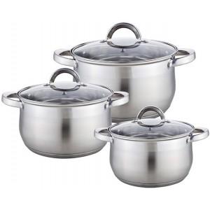 Набор посуды Webber BE-617/6