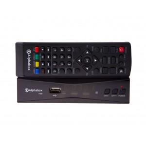 ТВ ресивер Alphabox T45 в Луганске и ЛНР